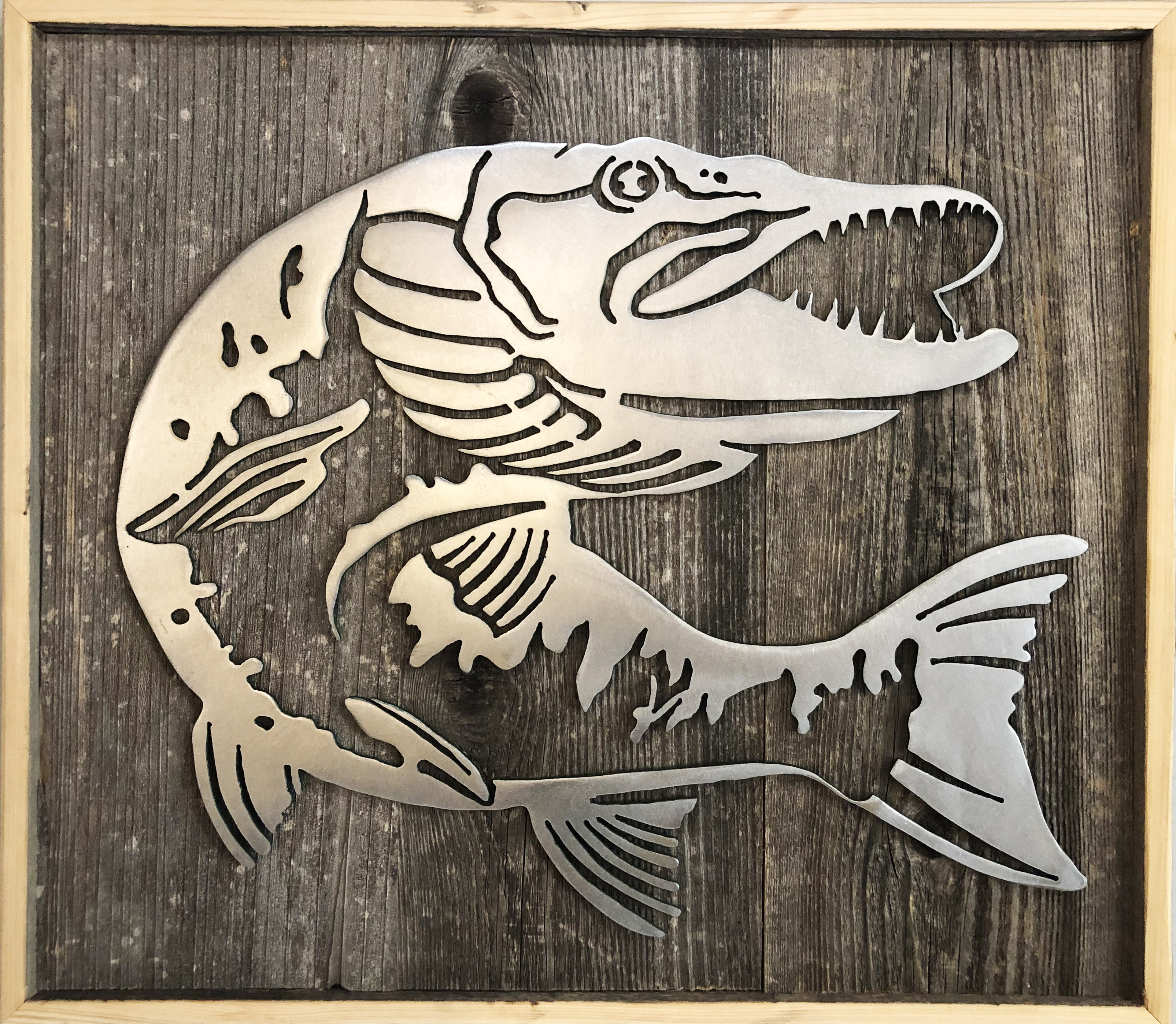 waterjet cutting example 1 fish